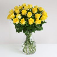 Fairtrade Yellow Roses