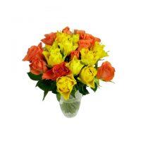20 Assorted Petite Roses