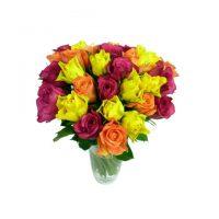 30 petite roses
