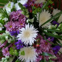 All bouquets